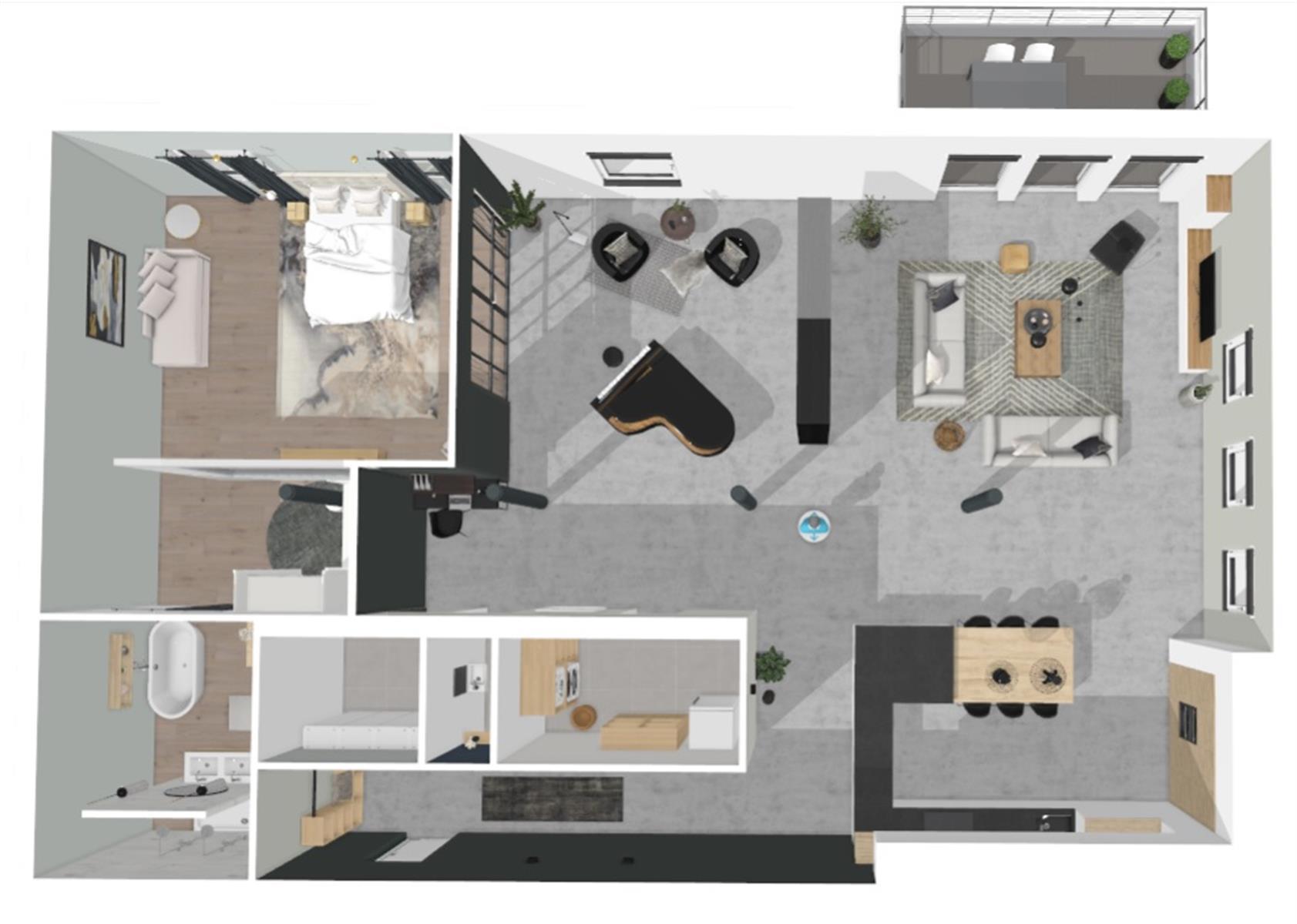 Loft - Dison Andrimont - #4155382-3