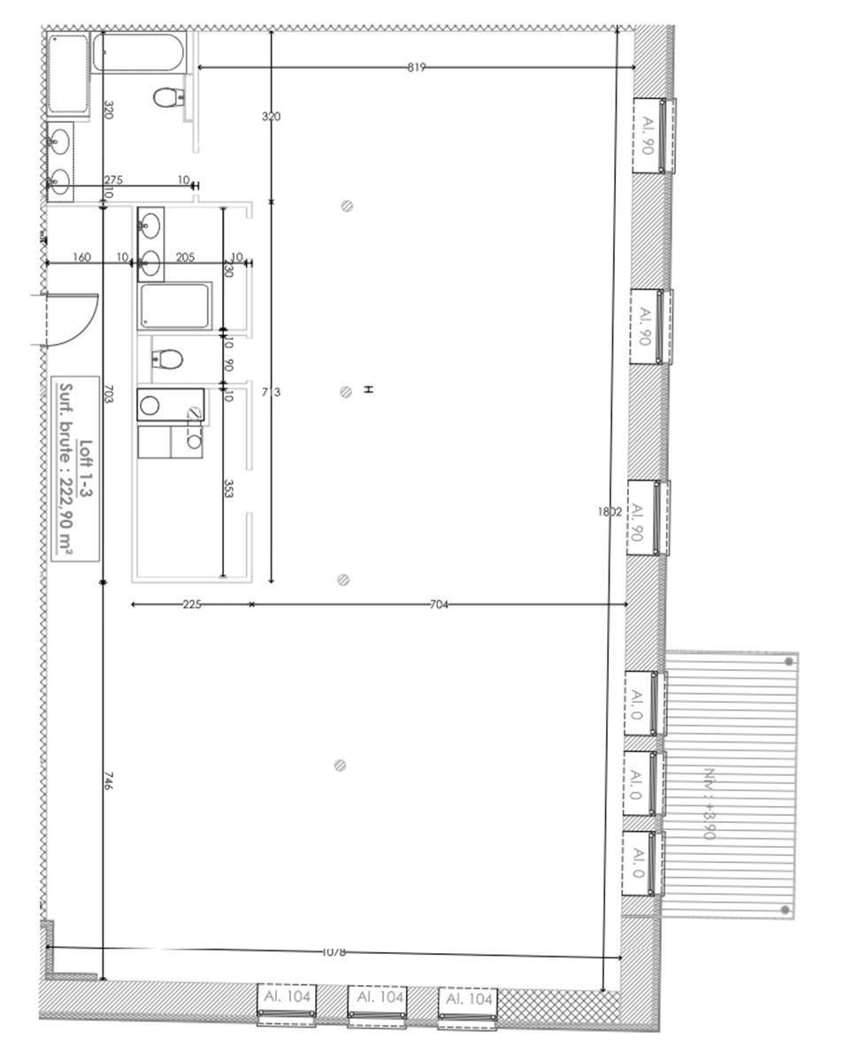Loft - Dison Andrimont - #4155382-4