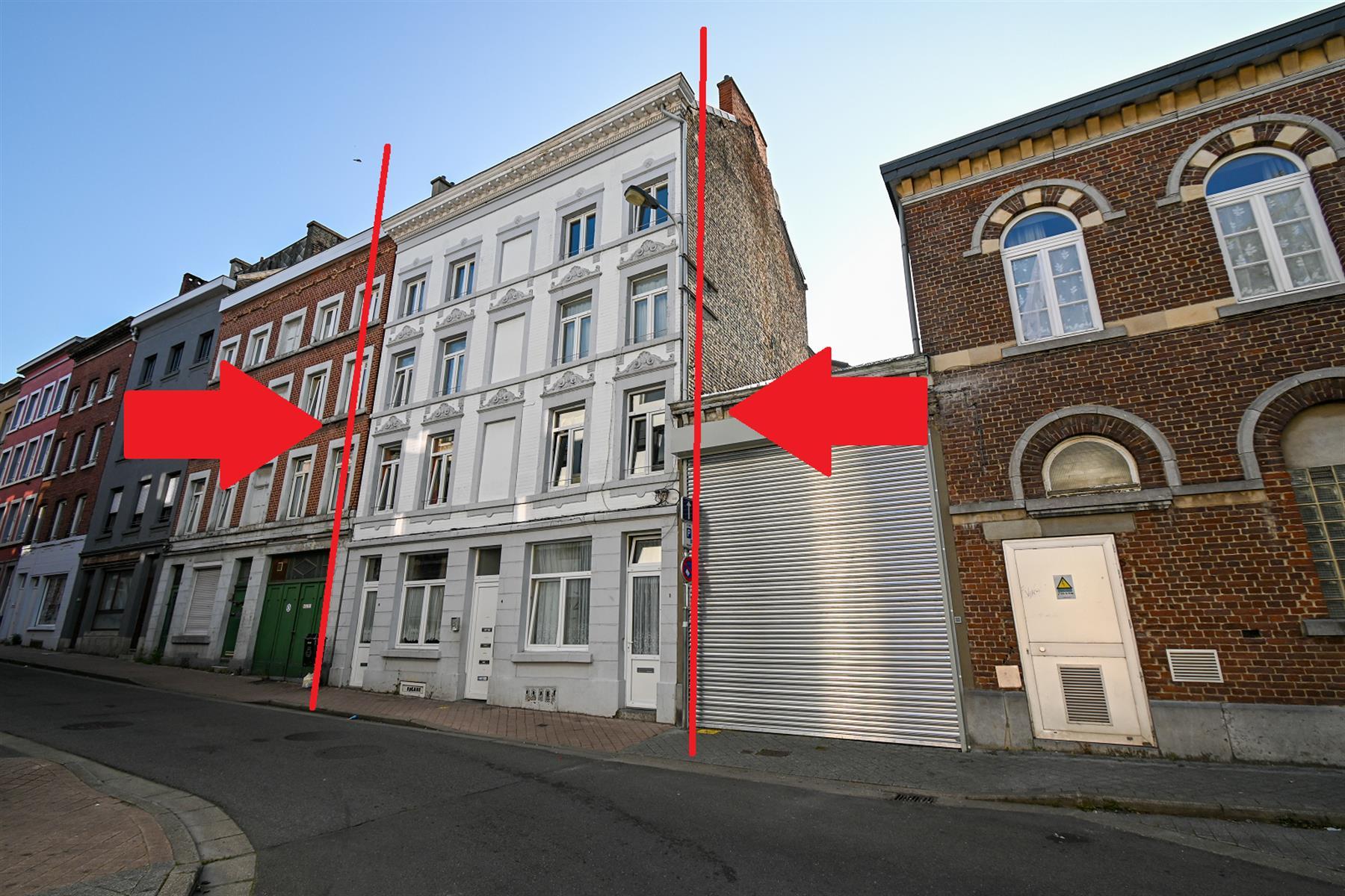 Immeuble à appartements - Verviers - #4182057-0