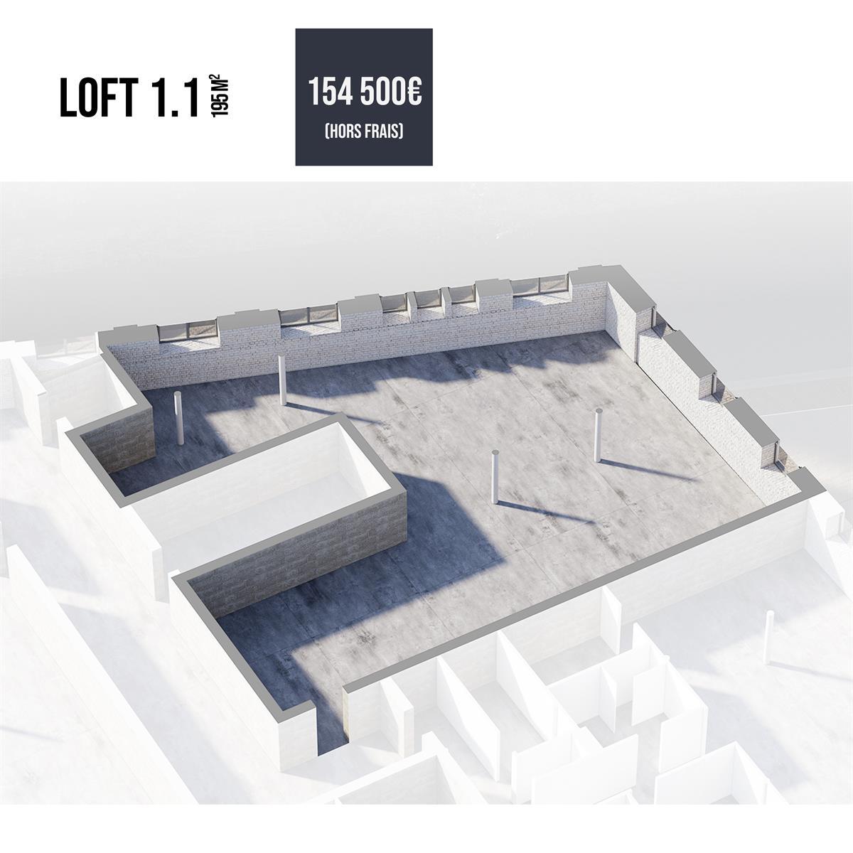Loft - Dison Andrimont - #4264987-0