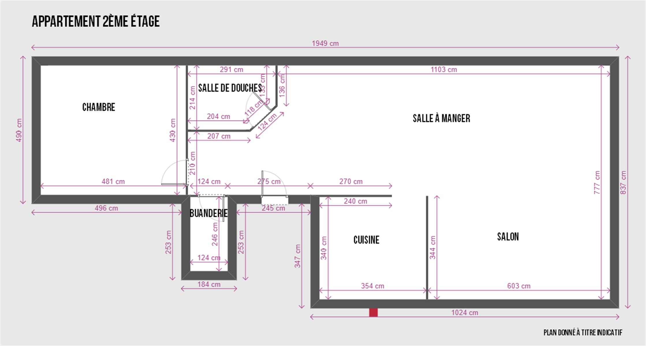 Appartement - Theux - #4325407-6