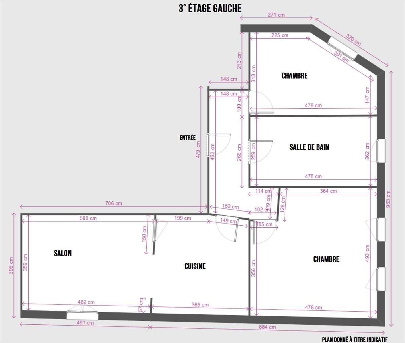 Appartement - Verviers - #4455906-6