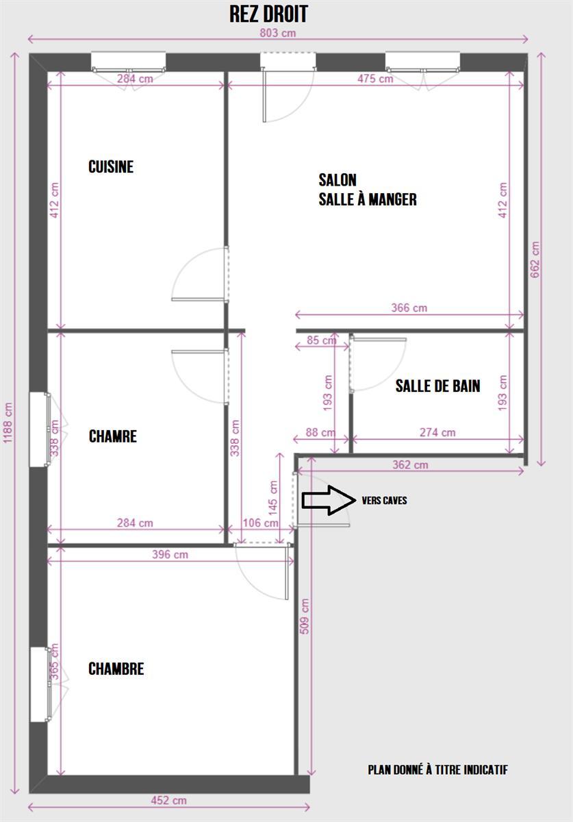 Appartement - Verviers - #4455942-6