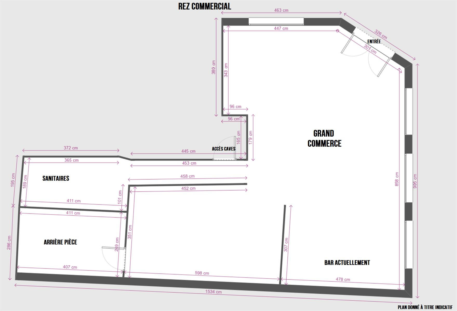 Commerce individuel - Verviers - #4495011-8