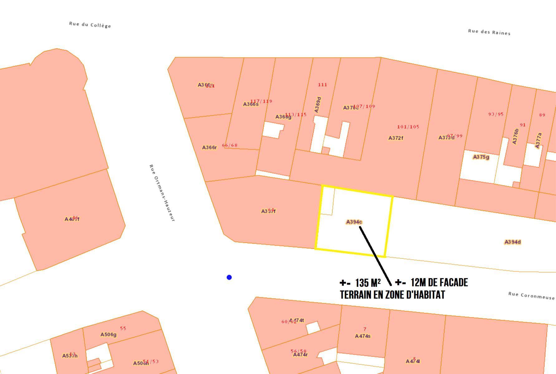 Terrain à bâtir - Verviers - #4496143-4
