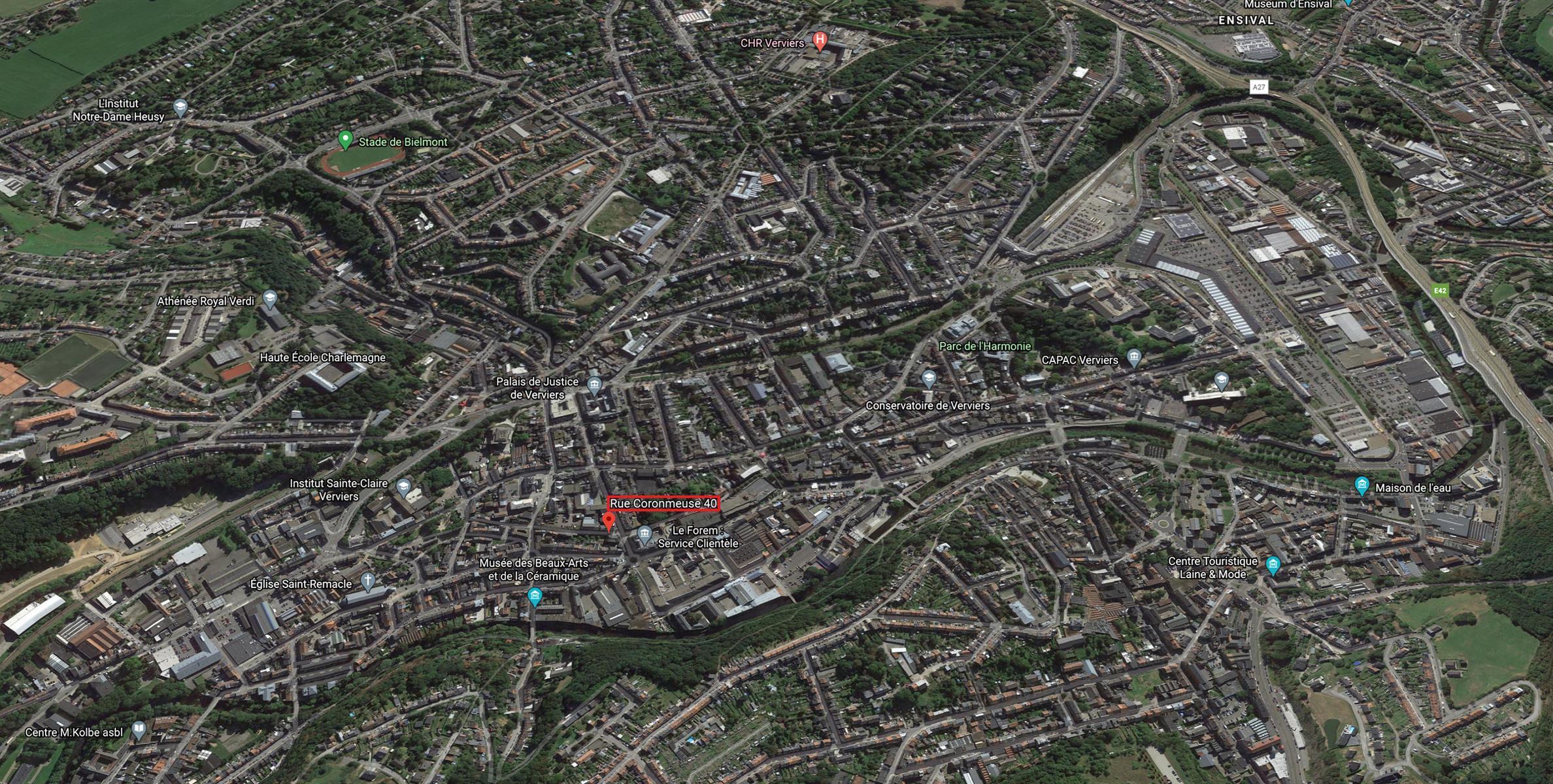 Terrain à bâtir - Verviers - #4496143-6