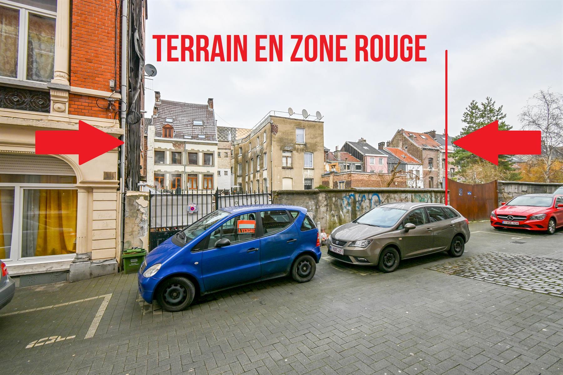 Terrain à bâtir - Verviers - #4496143-9