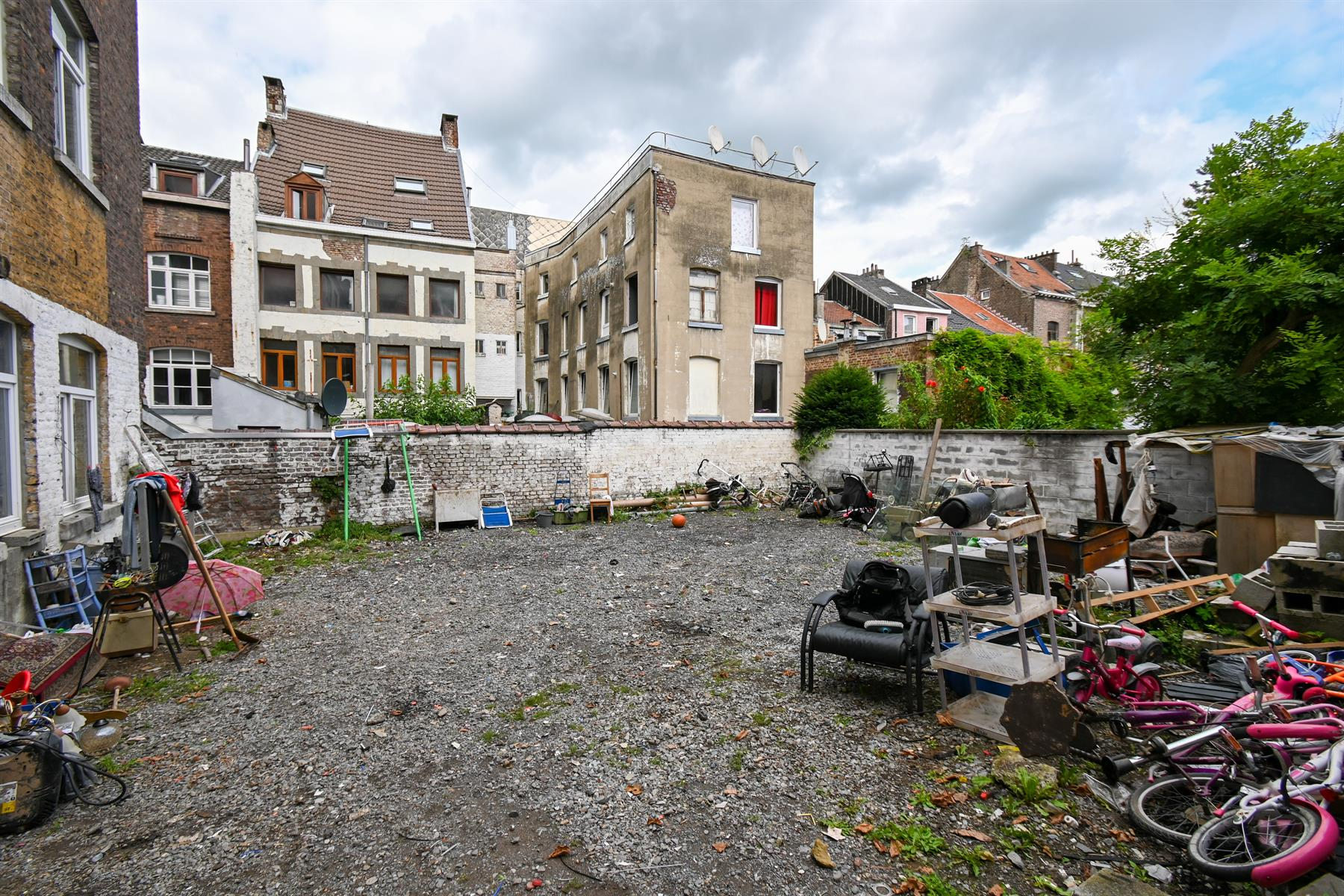 Terrain à bâtir - Verviers - #4496143-7