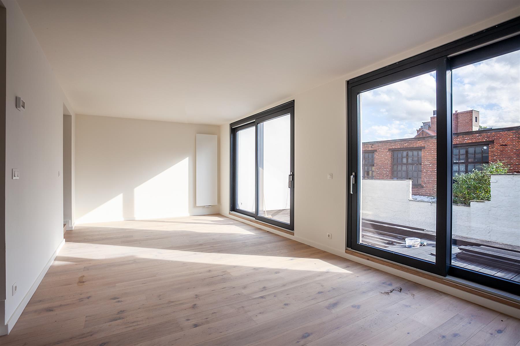 2-slaapkamer appartement met groot terras.