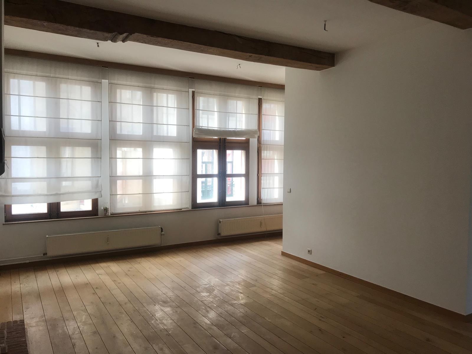Karaktervolle Studio in Centrum Antwerpen.
