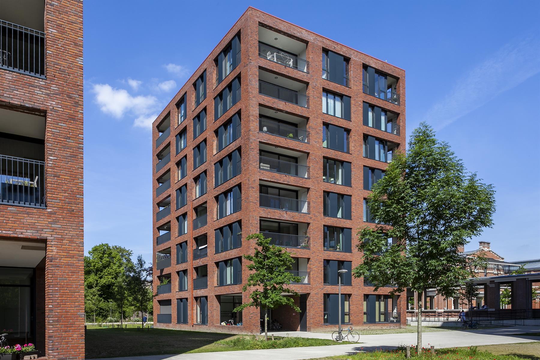 In het groen kwartier gelegen 2-slpk penthouse, adembenemende zichten.