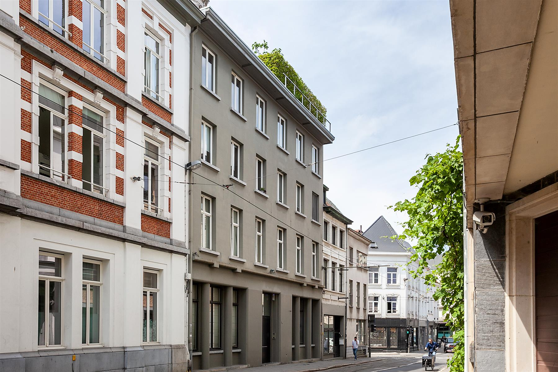 Prachtig appartement gelegen in hartje Antwerpen op een steenworp van het Oude Centrum.