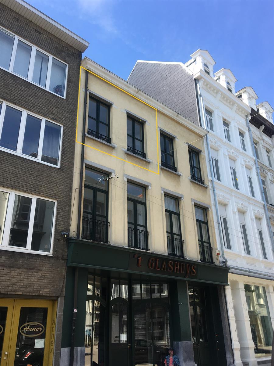 Ideaal Starters appartement gelegen in de alombekende Kloosterstraat