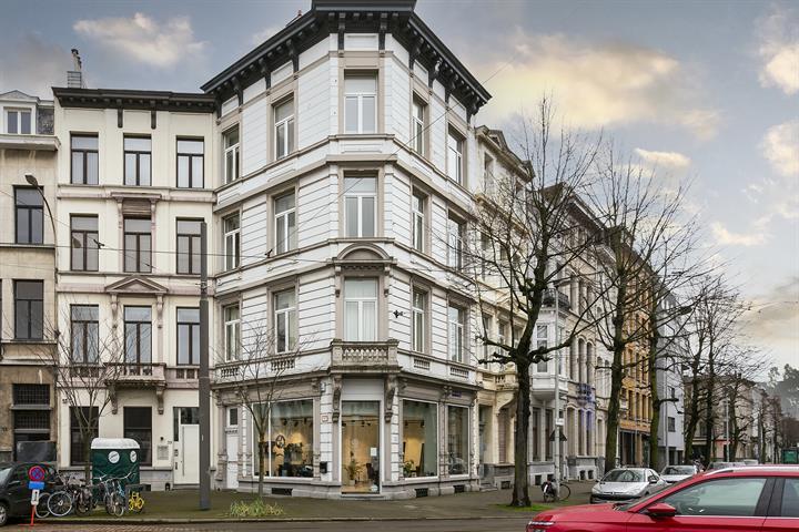 pand verkocht in Antwerpen