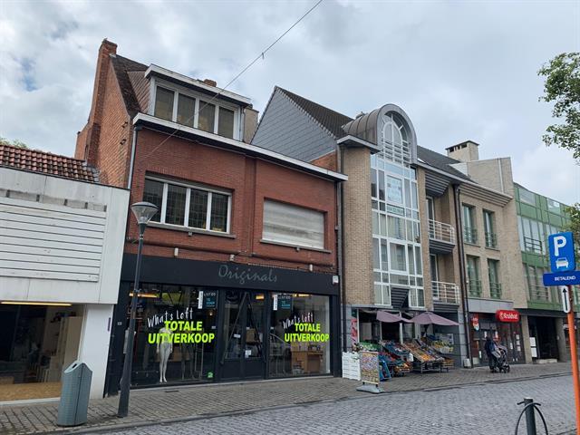 pand verkocht in Herentals