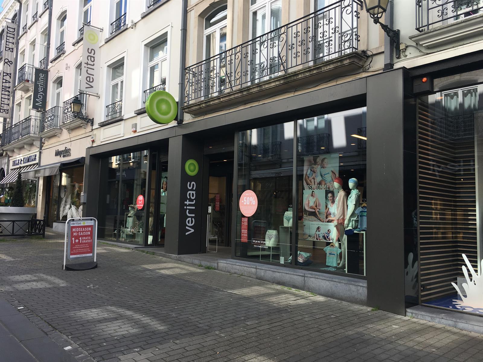 Commerce individuel - Saint-Gilles - #3946456-0