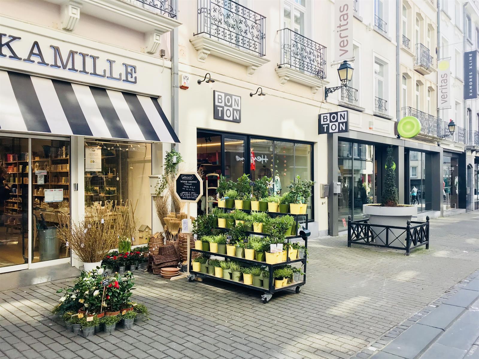 Commerce individuel - Saint-Gilles - #3946456-1
