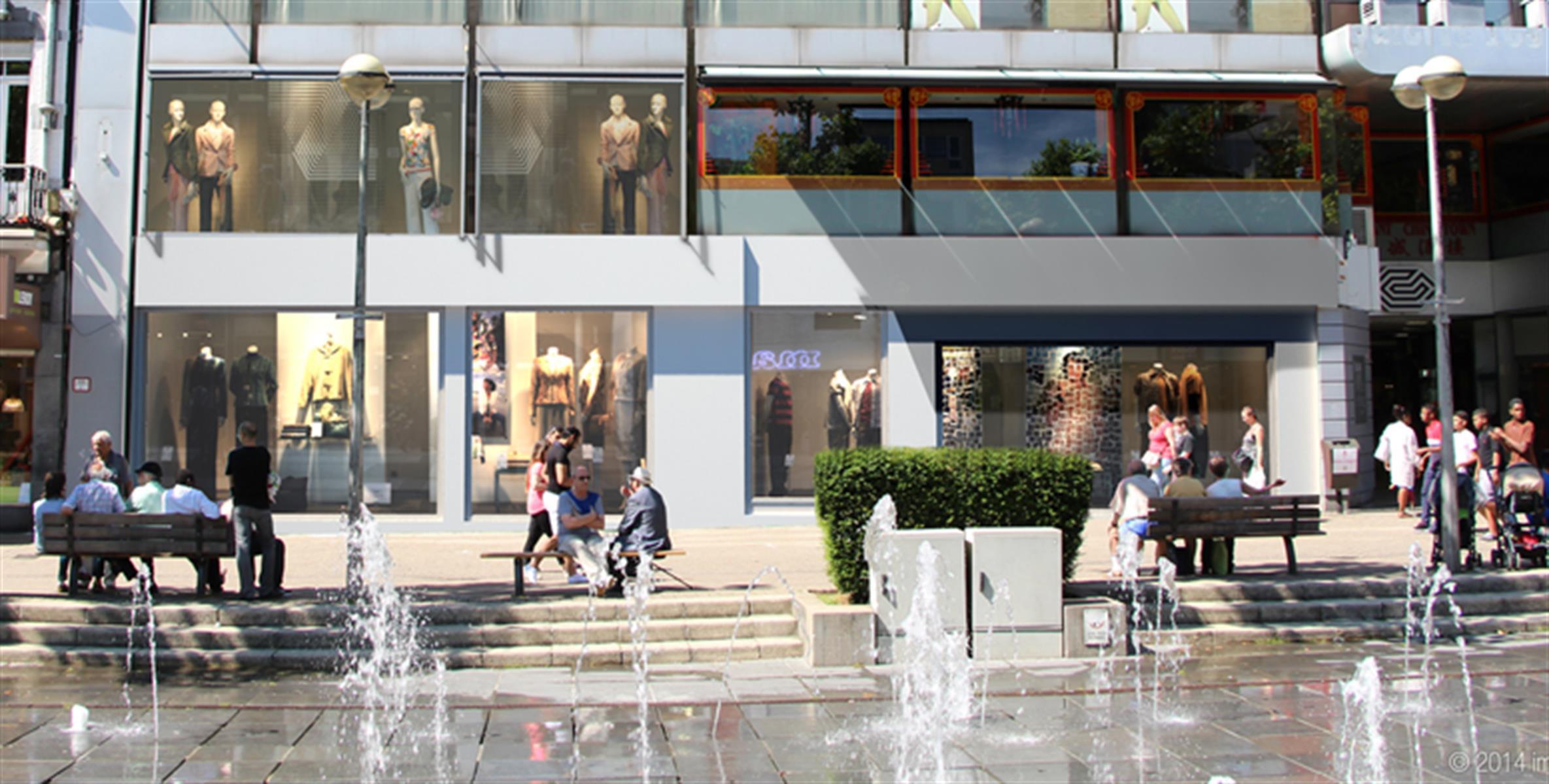 Commerce individuel - Verviers - #3956301-1