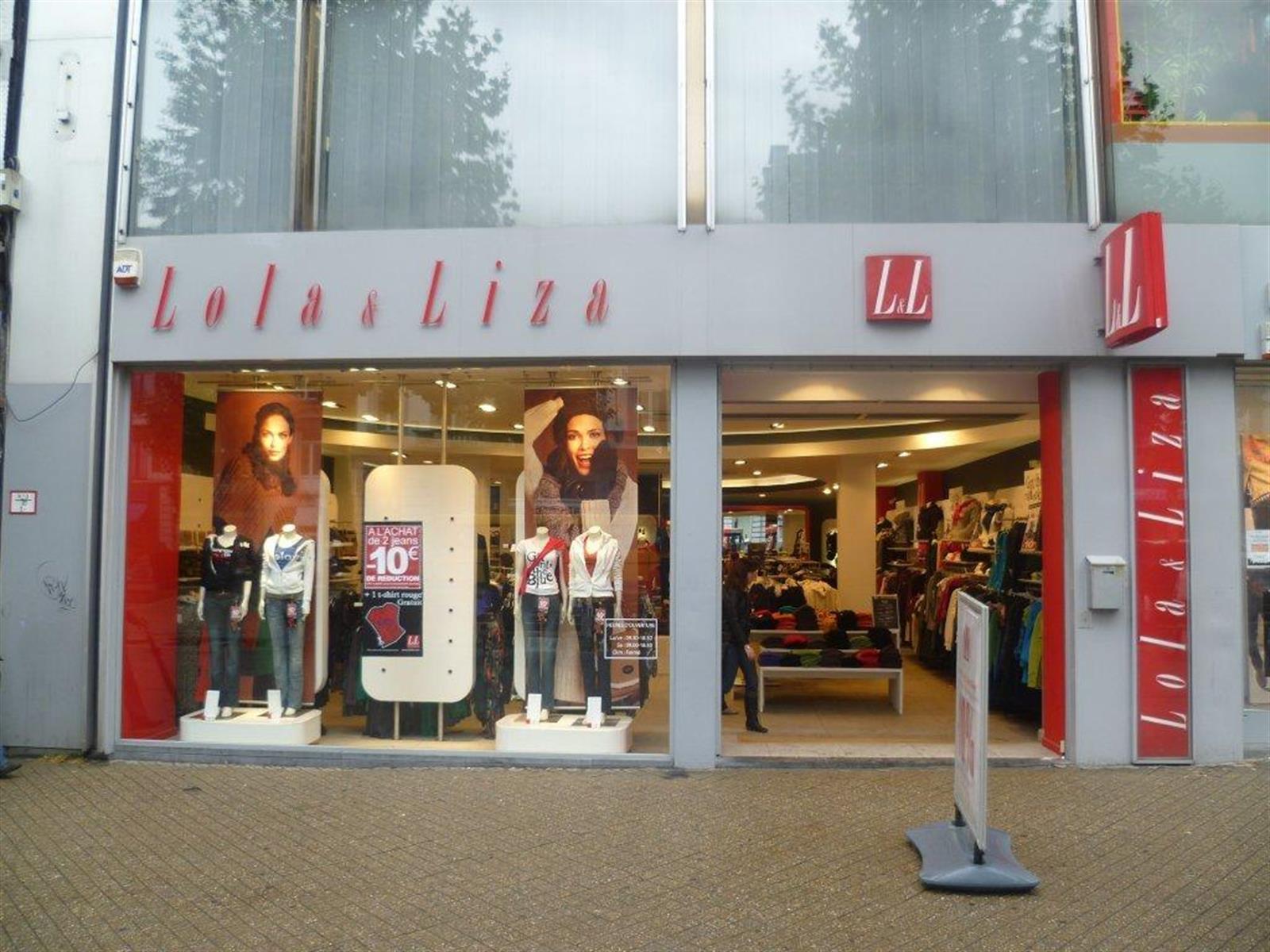 Commerce individuel - Verviers - #3956301-0