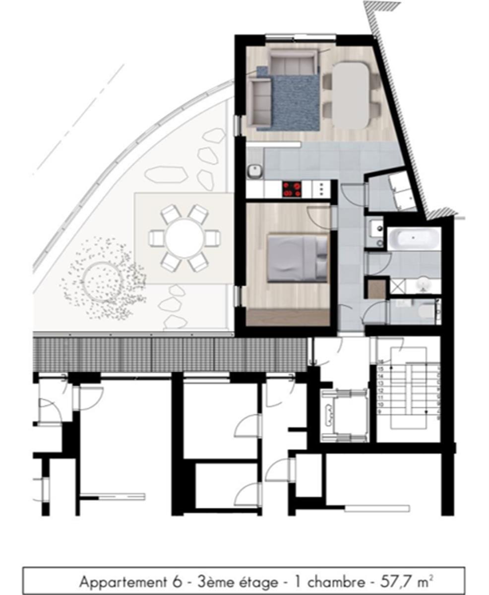 Appartement - Namur - #3979263-6