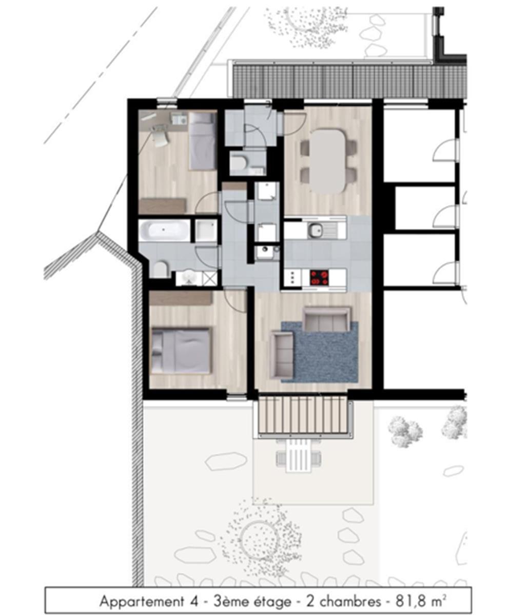 Appartement - Namur - #3979263-7