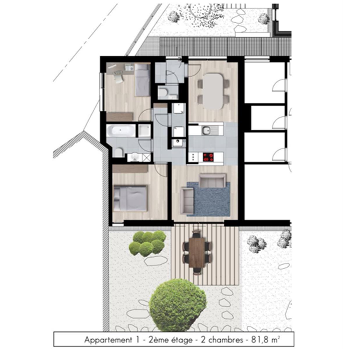 Appartement - Namur - #3979263-4