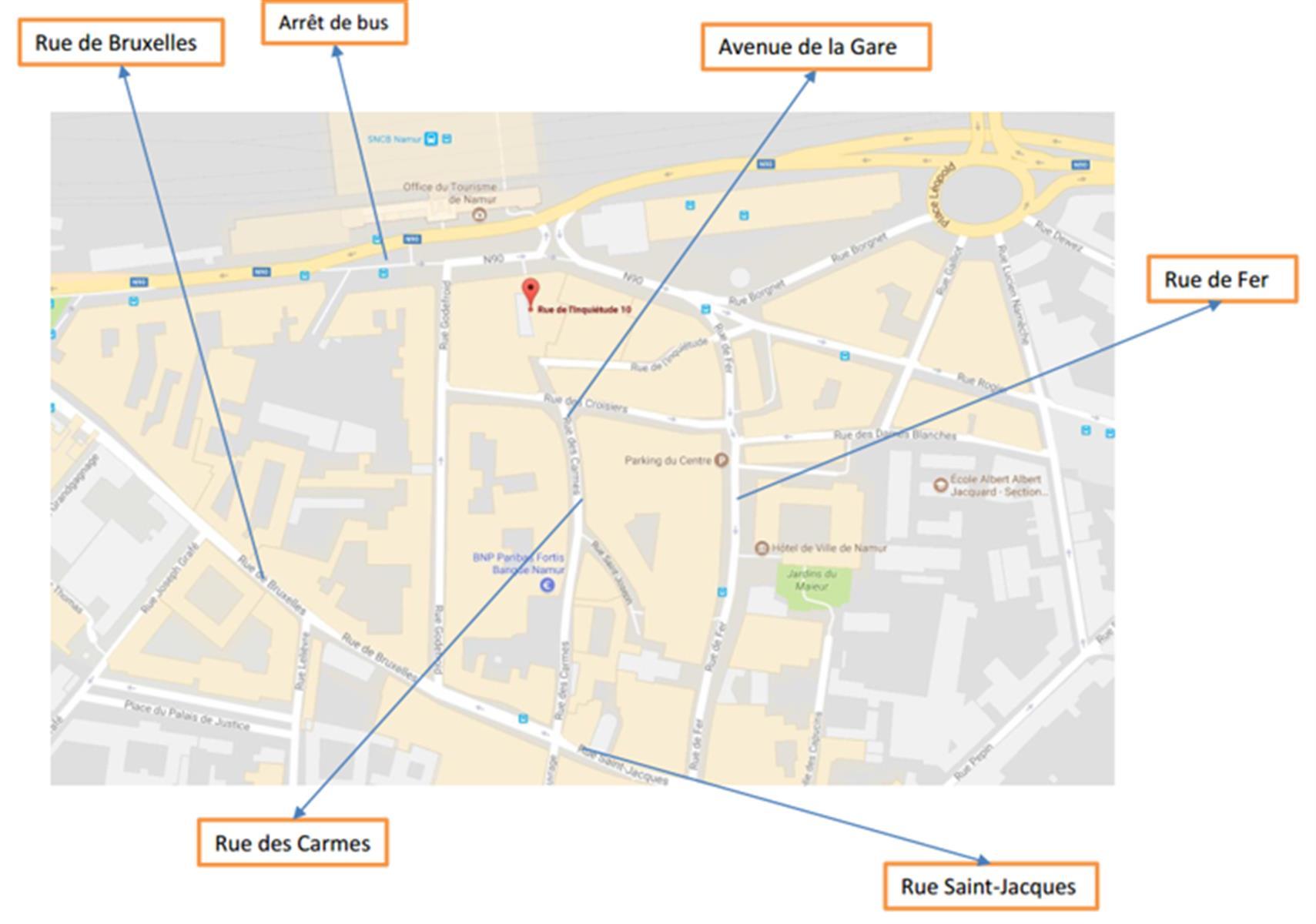 Appartement - Namur - #3979263-8