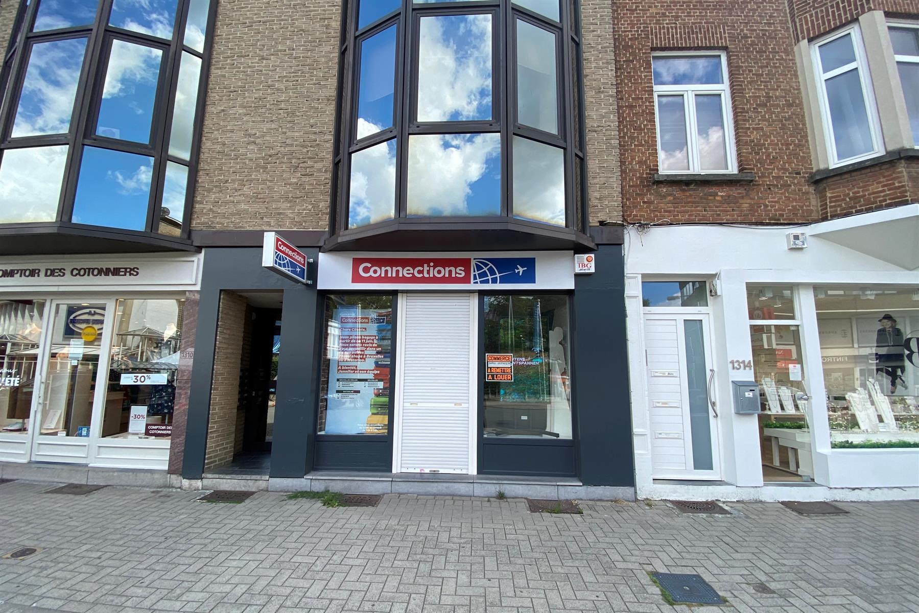Rez commercial - Bruxelles  - #4091192-0