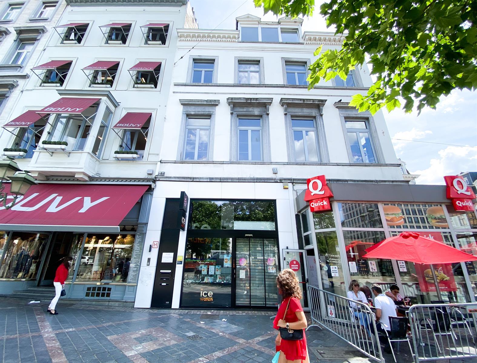 Bureaux - Ixelles  - #4370912-0