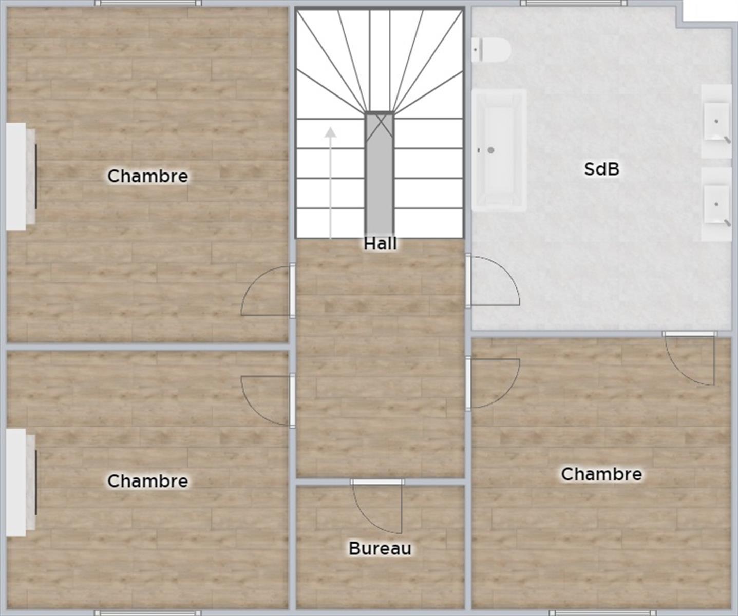 Maison de maître - Rochefort - #3962655-23