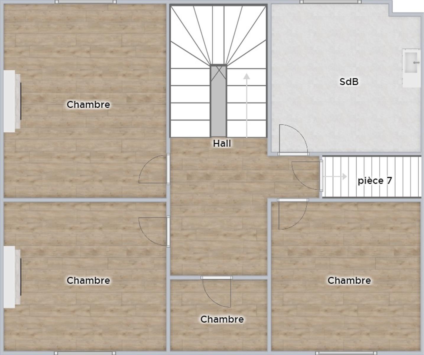 Maison de maître - Rochefort - #3962655-24