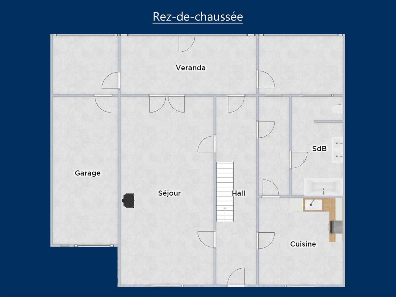 Maison - Nassogne - #4102838-21