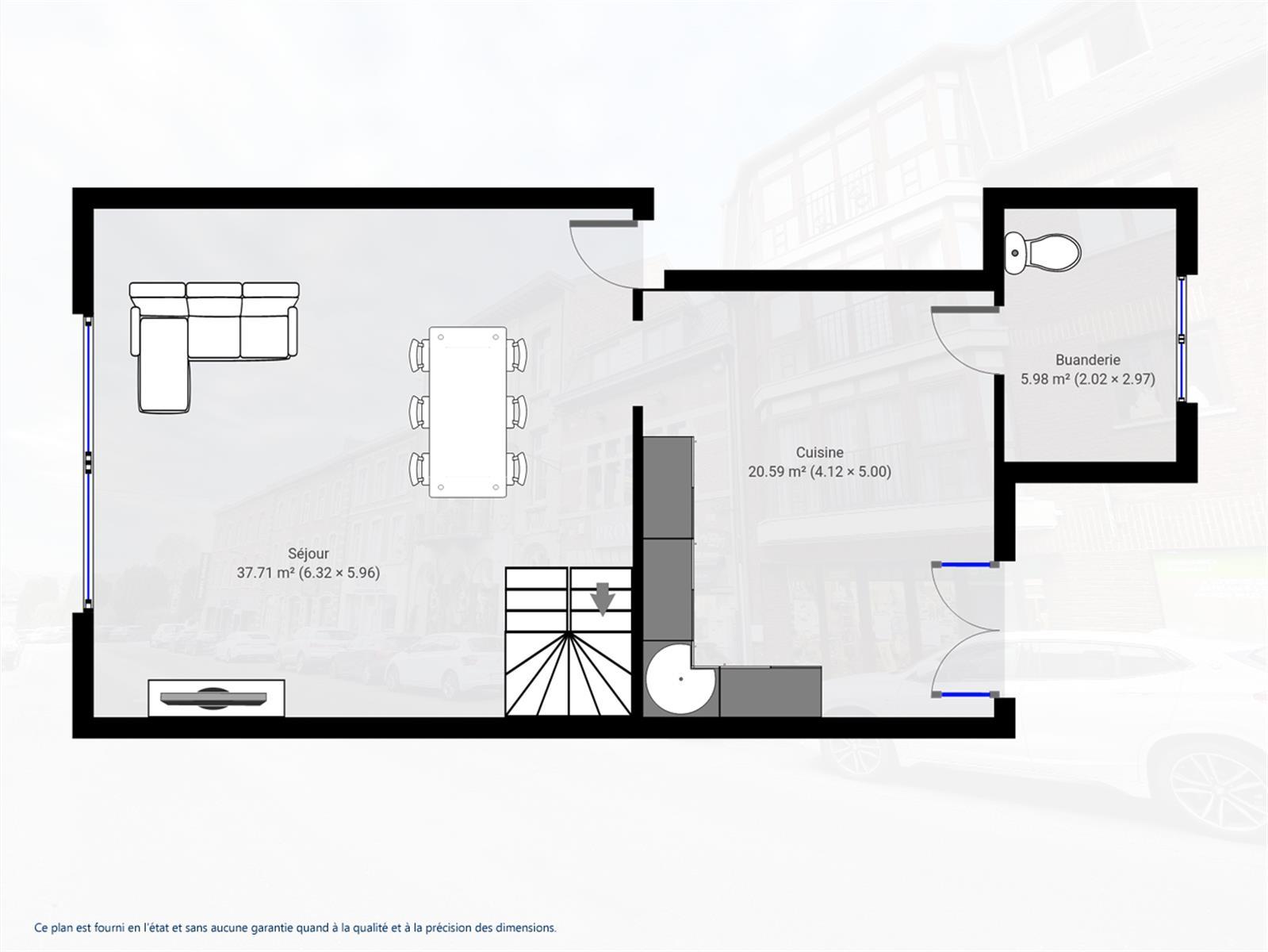 Triplex - Rochefort - #4201939-16