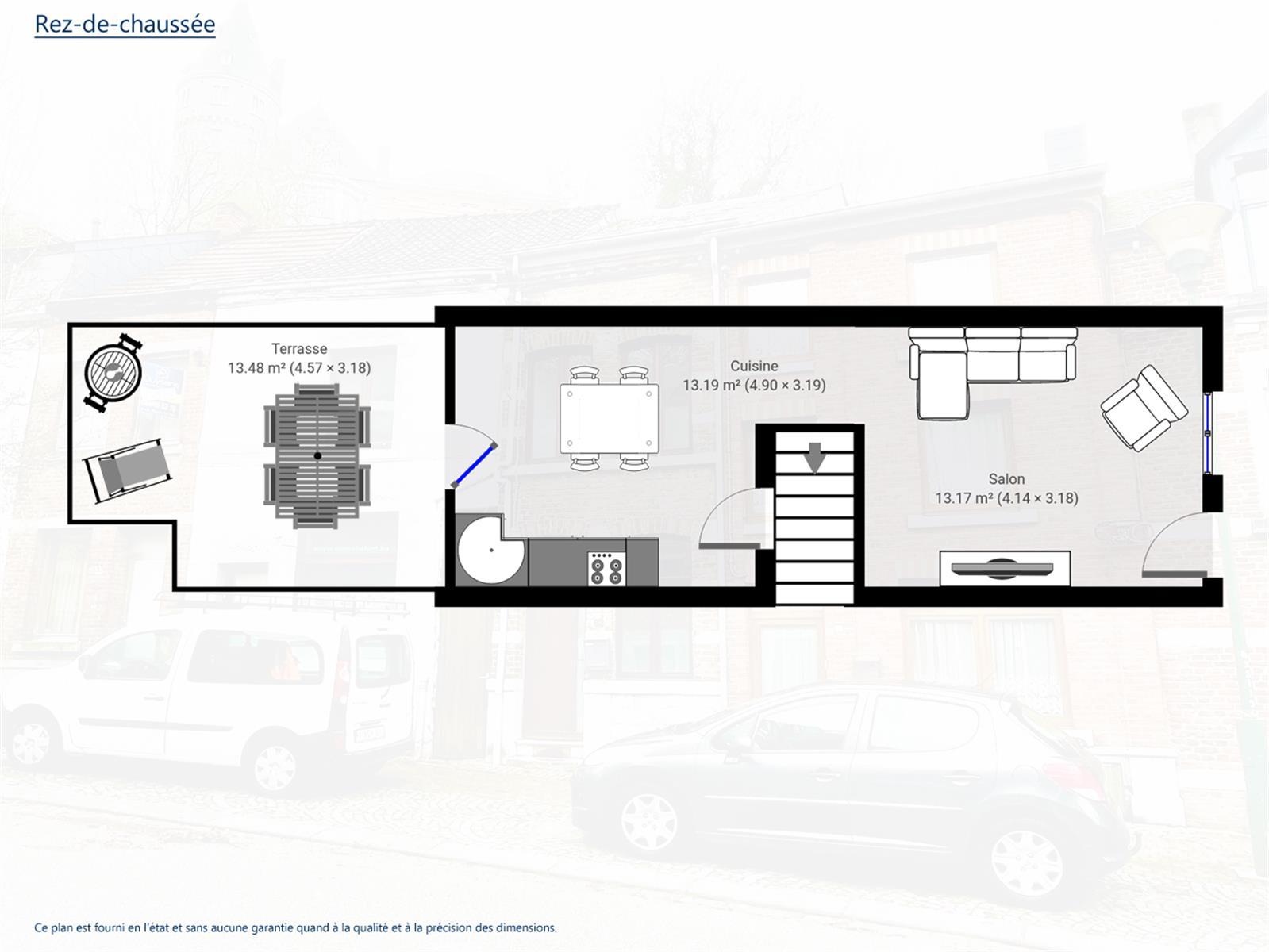 Maison - Rochefort  - #4239954-11
