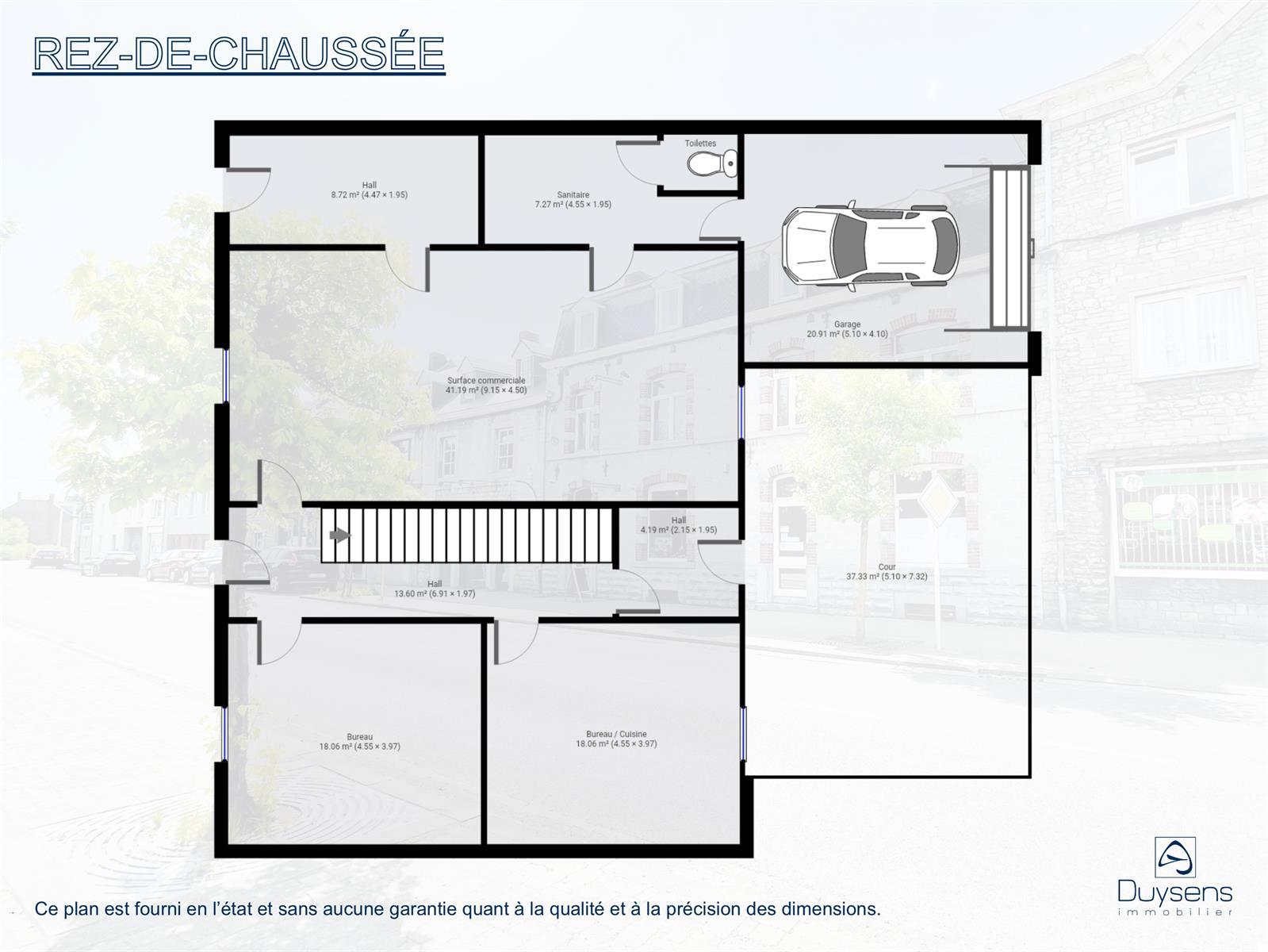 Immeuble mixte - Wellin - #4381311-20