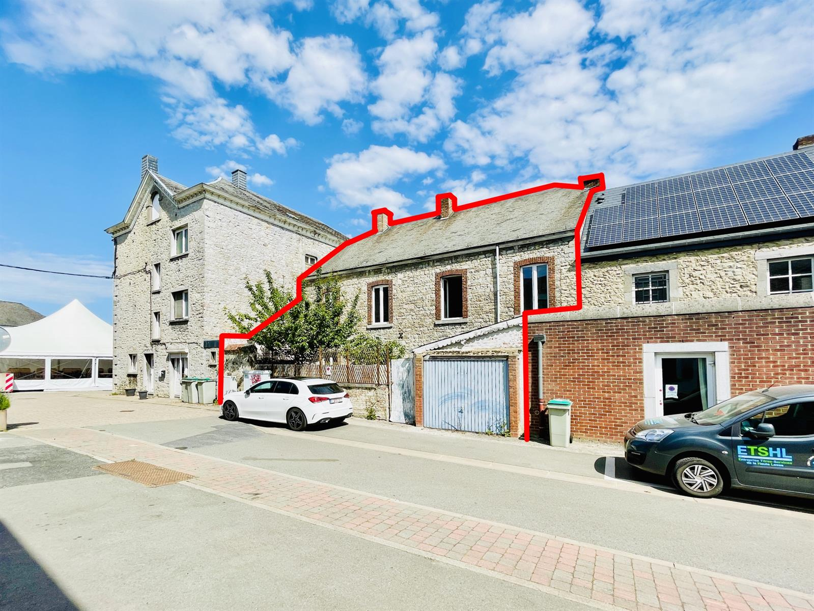 Immeuble mixte - Wellin - #4381311-11