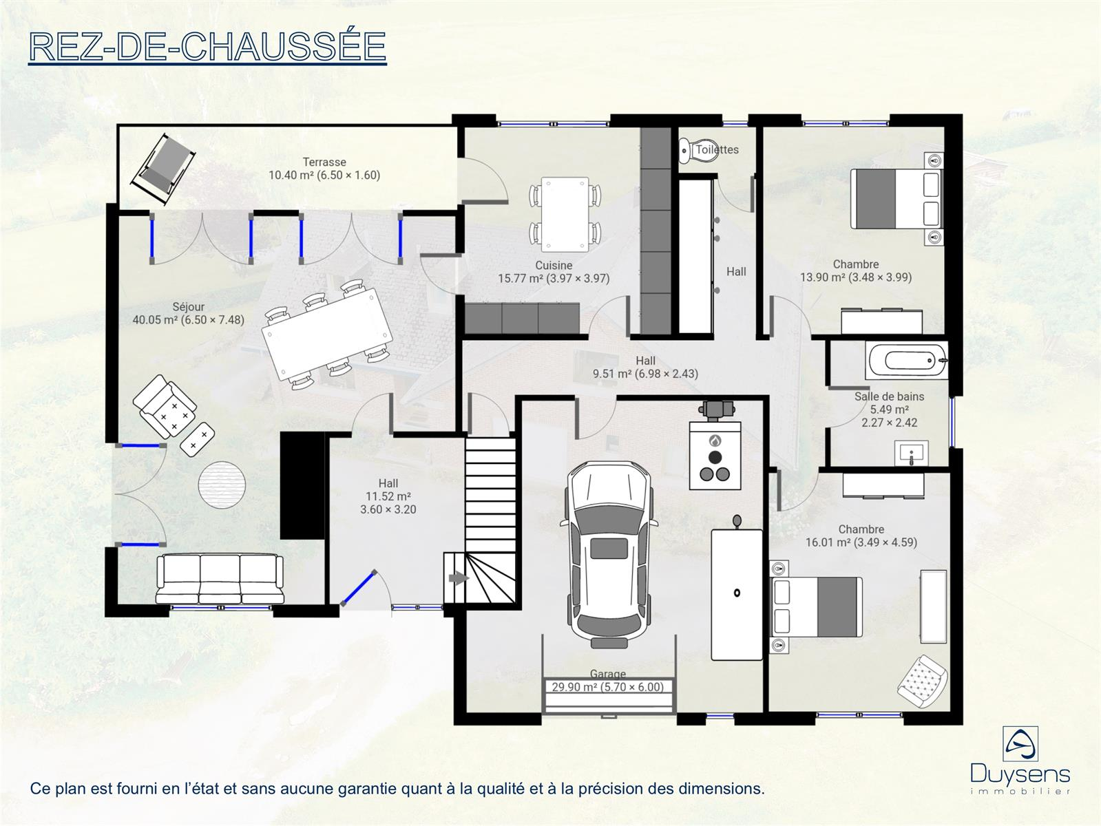 Maison - Rochefort - #4403214-23