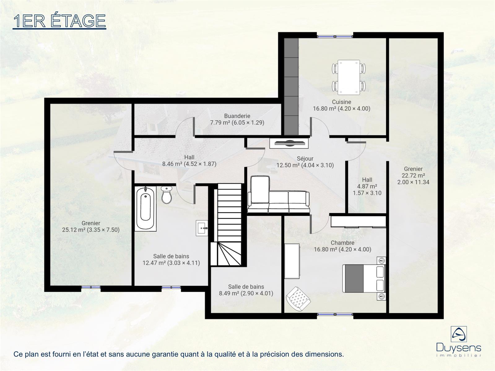 Maison - Rochefort - #4403214-24