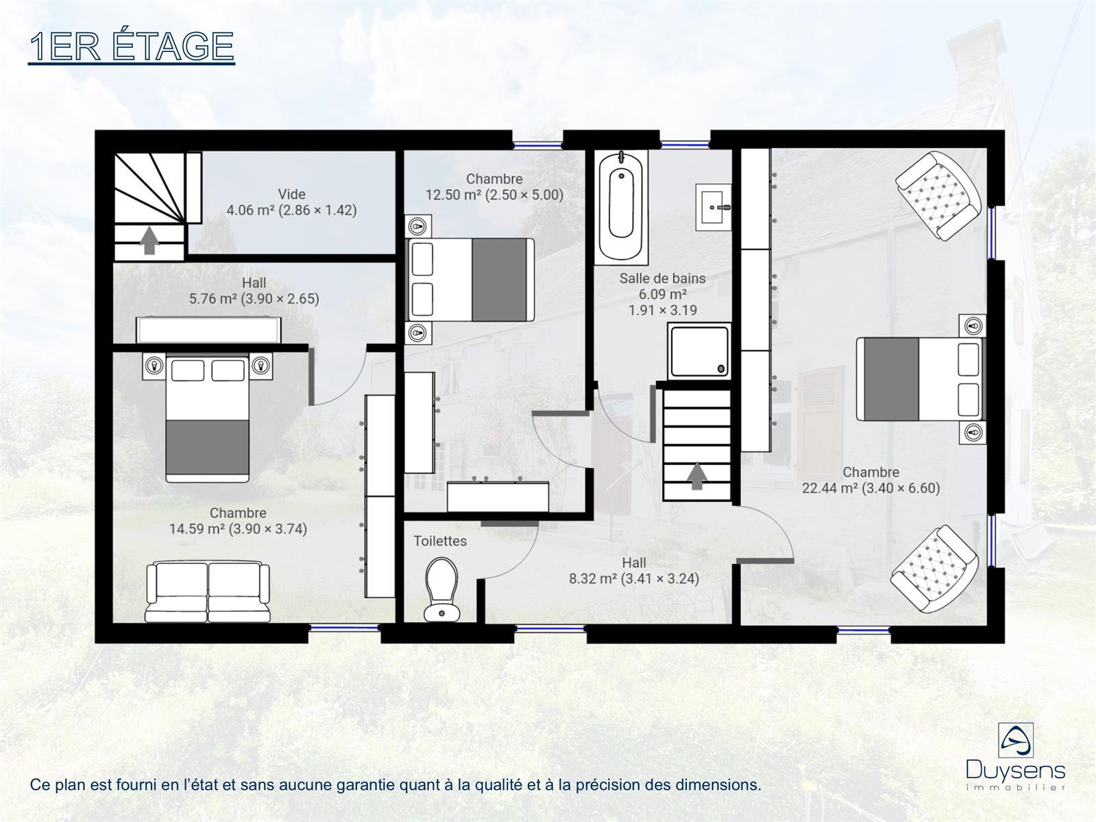 Maison - Rochefort - #4444890-25