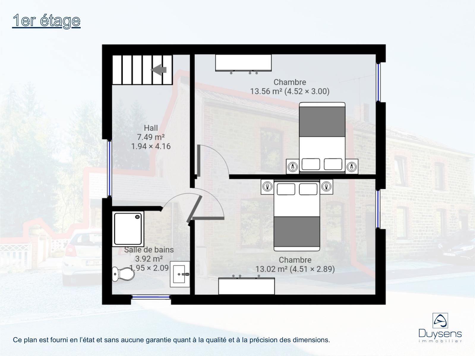Maison - Jemelle - #4507027-16