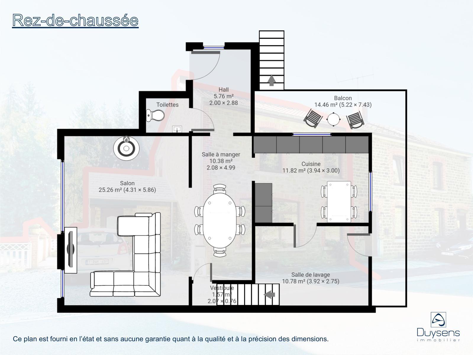Maison - Jemelle - #4507027-15