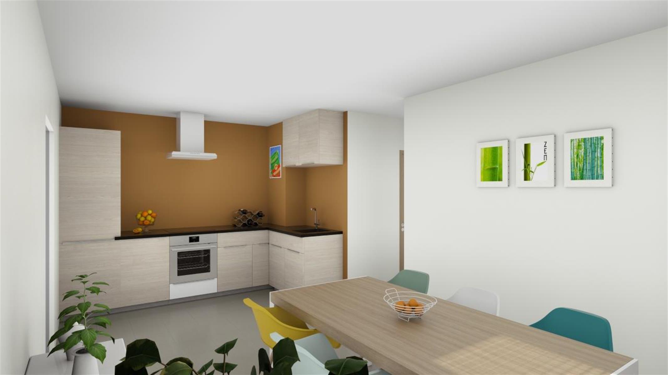 Appartement de standing 1 chambre