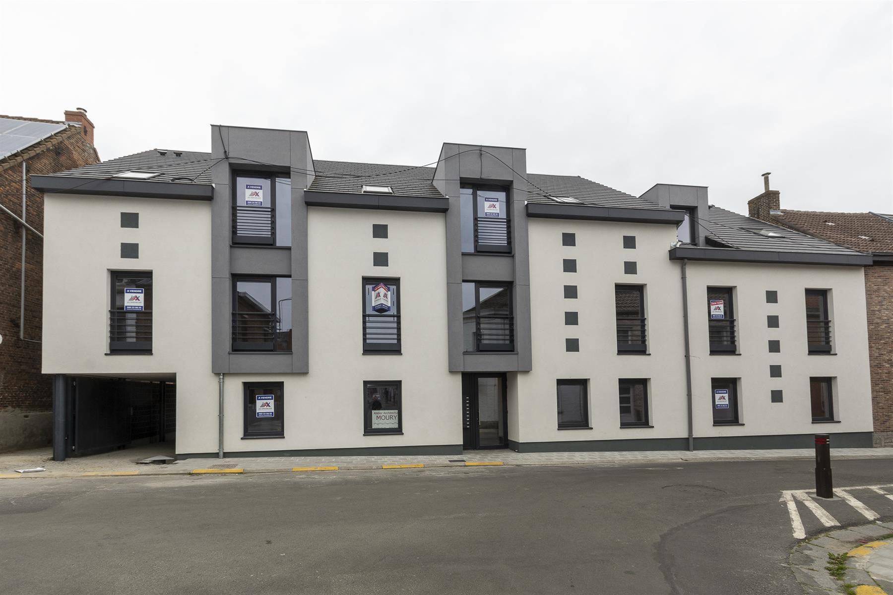 Résidence LES AILLIES - composée de 9 appartements