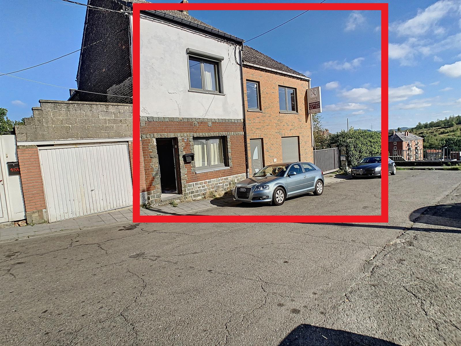 Maison - Charleroi-Marchienne-au-Pont - #4137660-1