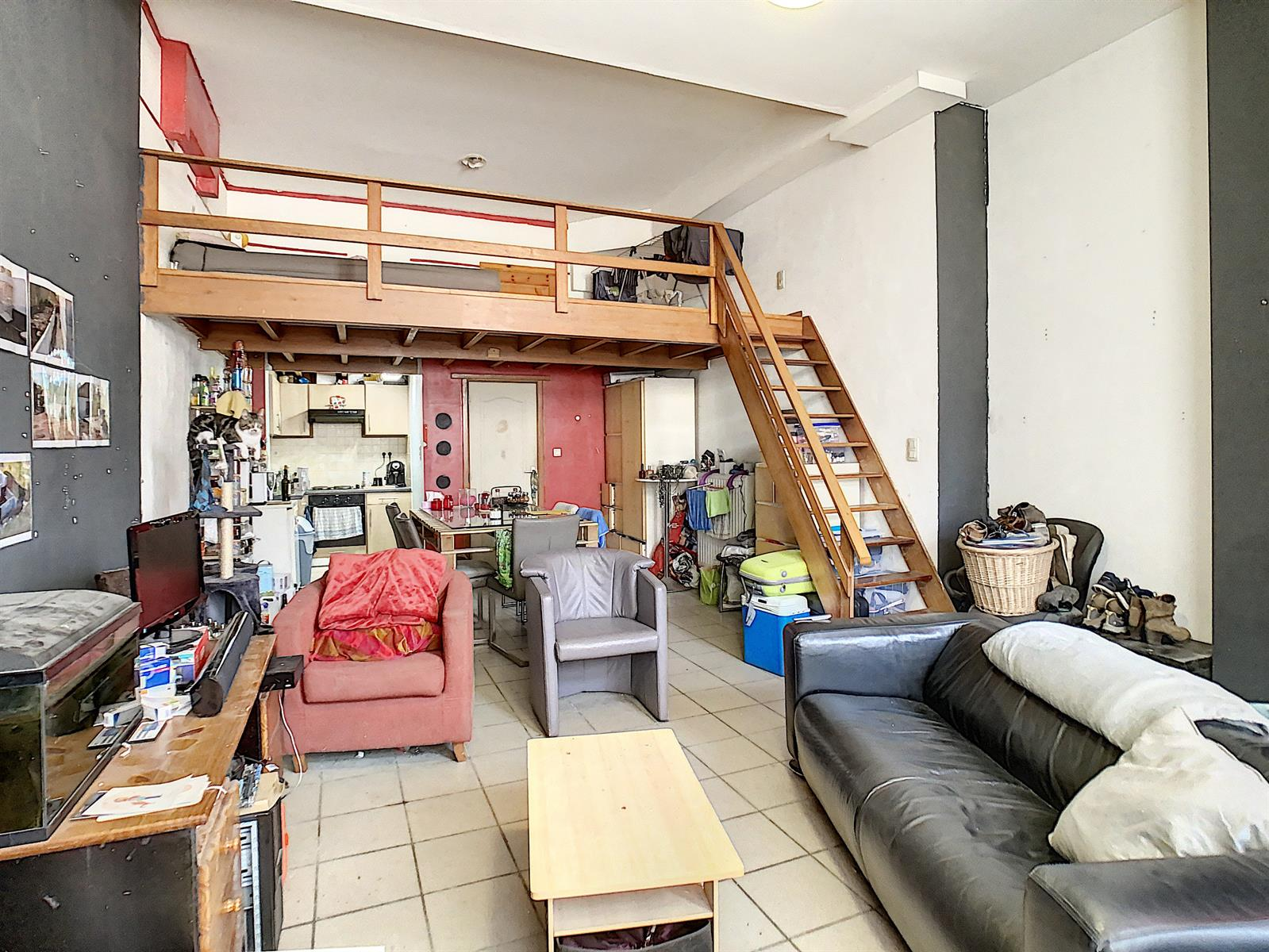 Immeuble à appartements - Charleroi Marcinelle - #4148074-1