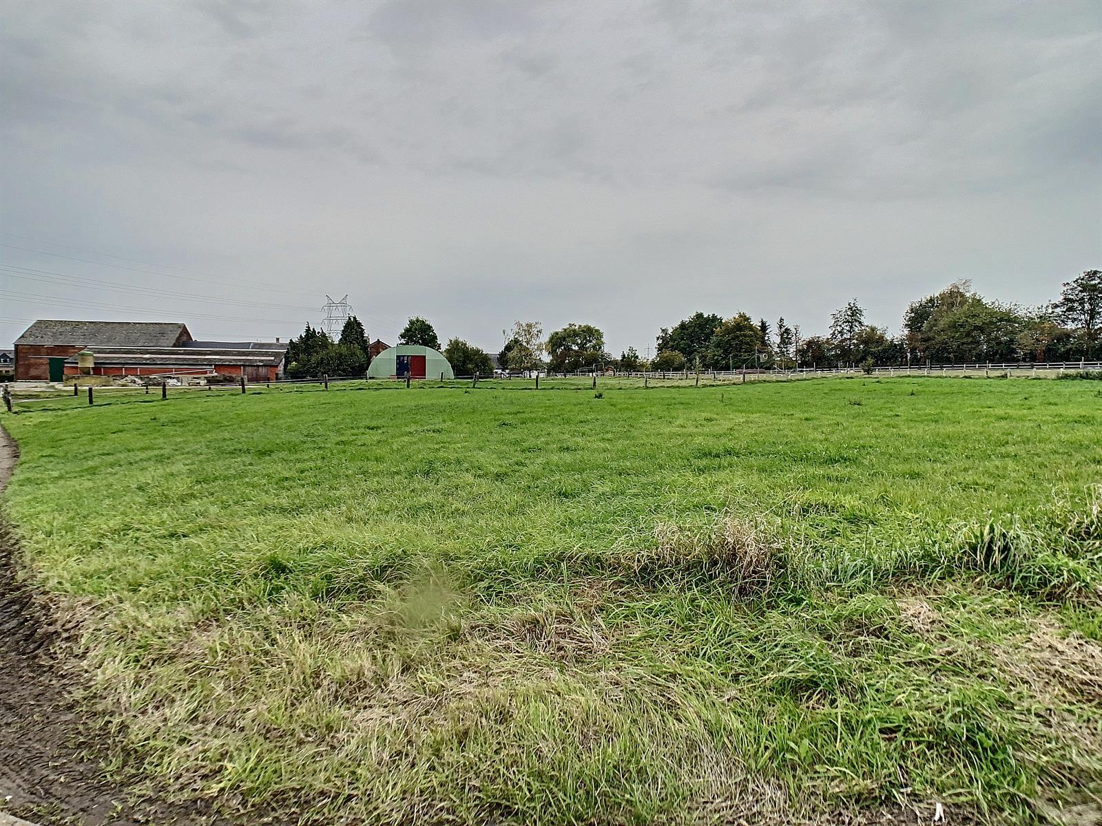 Terrain à bâtir - Courcelles Gouylez-Piéton - #4359819-0