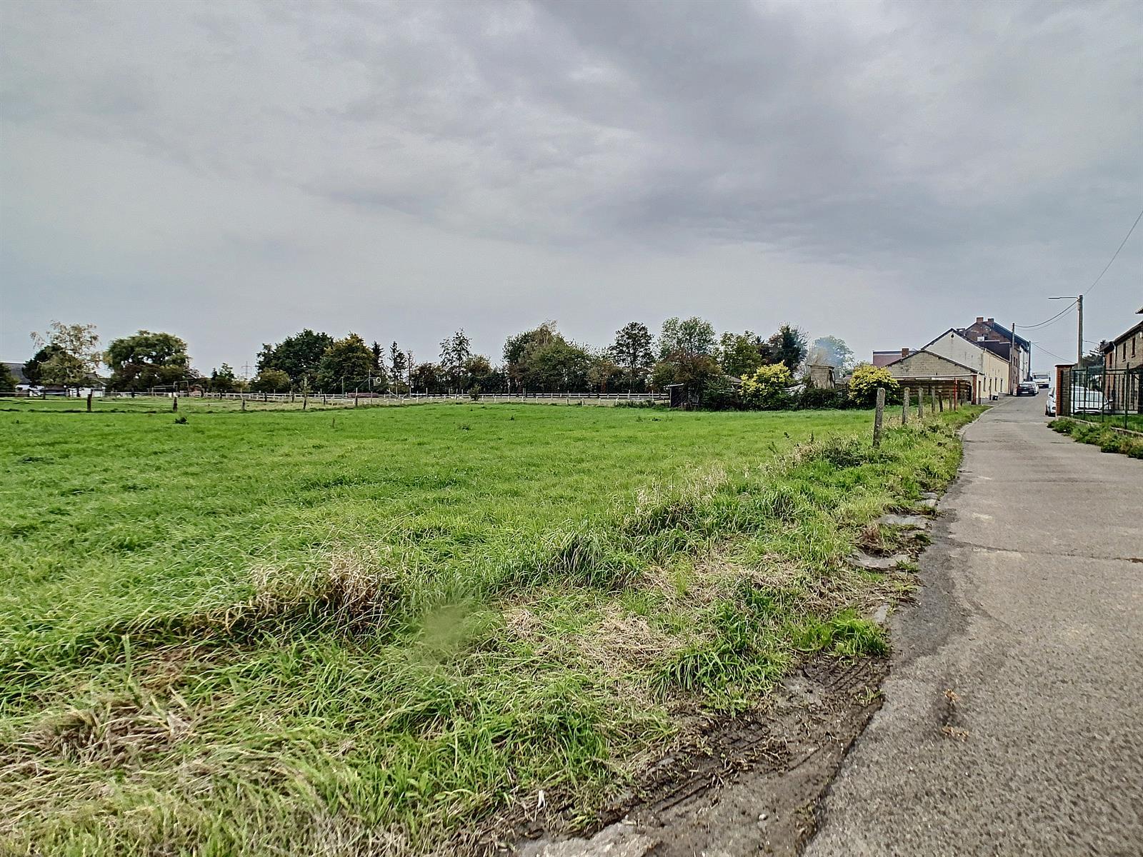 Terrain à bâtir - Courcelles Gouylez-Piéton - #4359819-1