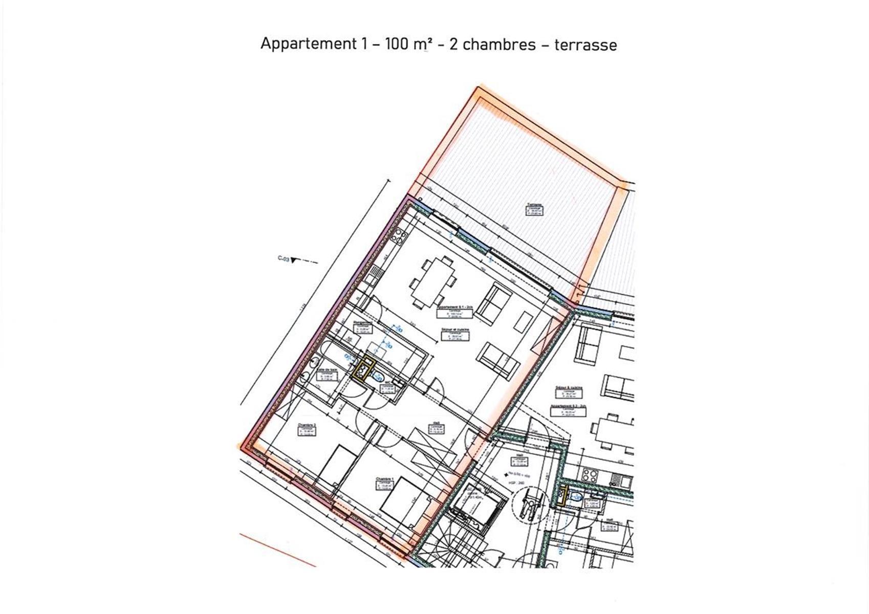Appartement - Charleroi Roux - #4405932-3