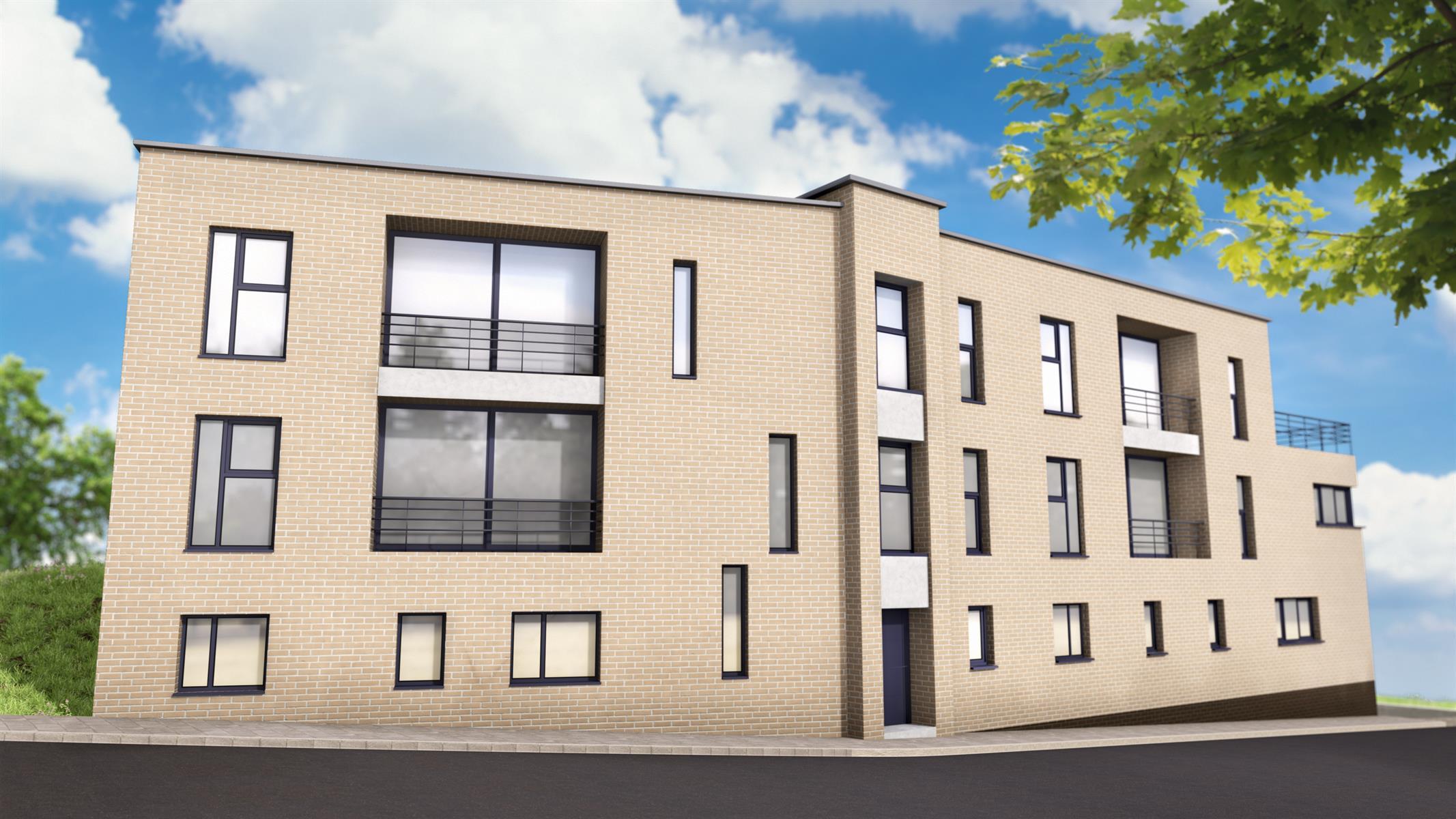 Appartement - Charleroi Roux - #4405932-1