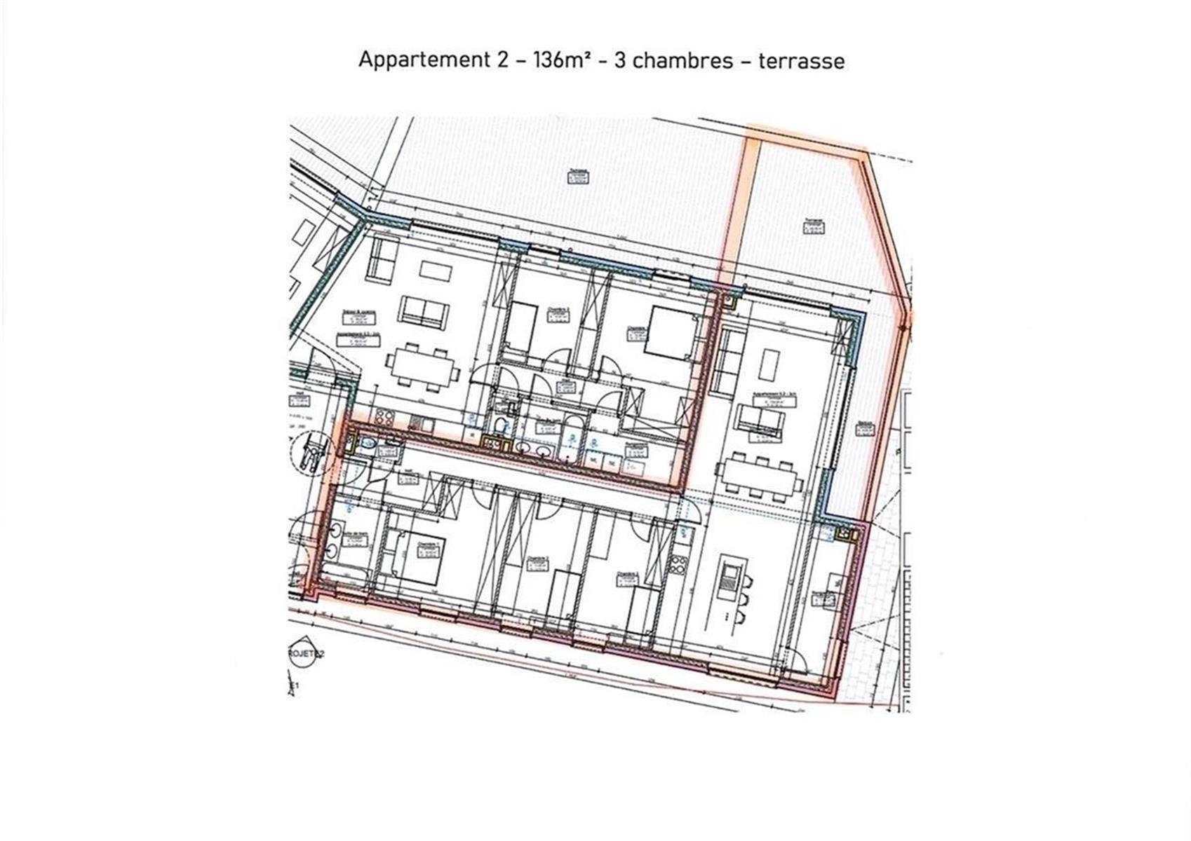 Appartement - Charleroi Roux - #4405944-3